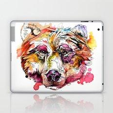Vivid Grizzly Laptop & iPad Skin