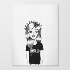 Molly (Every Man Has One) Canvas Print