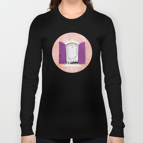 CAORLE WINDOW Long Sleeve T-shirt