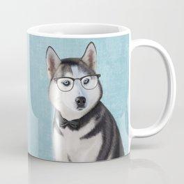 Mr Husky Coffee Mug