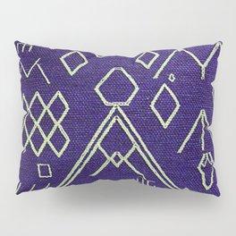 V20 Traditional Moroccan Carpet Texture. Pillow Sham