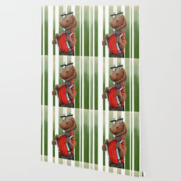 Nerdy Dino Wallpaper