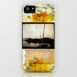Ephemera 3 iPhone Case