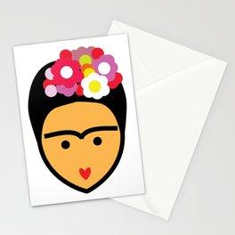 Minimal Frida Stationery Cards