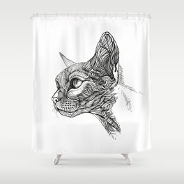 Herman Shower Curtain
