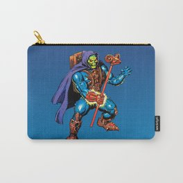 Laser Light Skeletor Carry-All Pouch