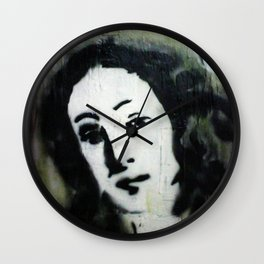 WE ARE MORE BEAUTIFUL THAN VENUS BECAUSE WE ARE DOOMED Wall Clock