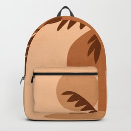 Palm tree life 2 Backpack