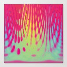 tie-dye party Canvas Print
