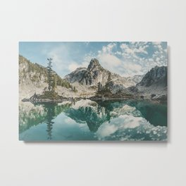 Watersprite Lake Metal Print