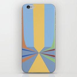 The Rainbow Room iPhone Skin