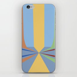 The Rainbow Room iPhone Skin