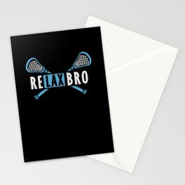 Relax Bro - Gift Stationery Cards