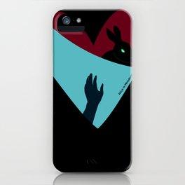 Alice II iPhone Case