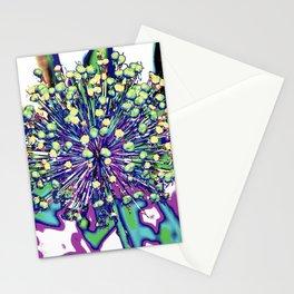 ALLIUM PURPLE Stationery Cards