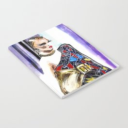 Fashion sketch Notebook