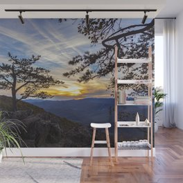 Ravens Roost Overlook Wall Mural