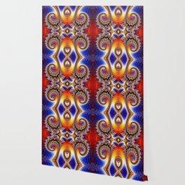 BBQSHOES™: Phoenix Rebirth Spiral Wallpaper