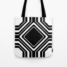 Squareabout Tote Bag