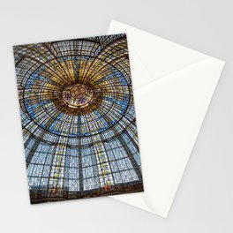 Glass Ceiling Stationery Cards