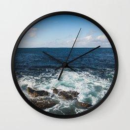 Irish Sea Wall Clock