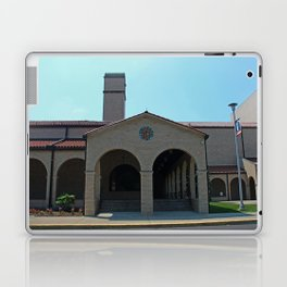 Lourdes University-  Franciscan Center in the Spring V Laptop & iPad Skin