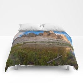 Dolomites 07 - Italy Comforters