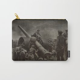 British Heavy Gun Carry-All Pouch
