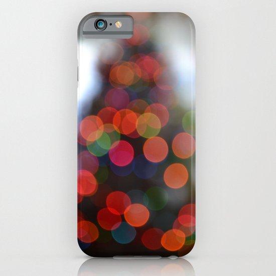 Tree of Lights iPhone & iPod Case