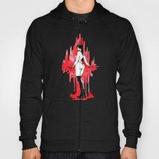 vampire pin-up Hoody