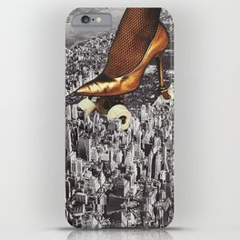 Aliens Have Landed iPhone Case
