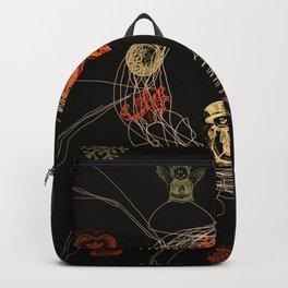 chrismas card Backpack