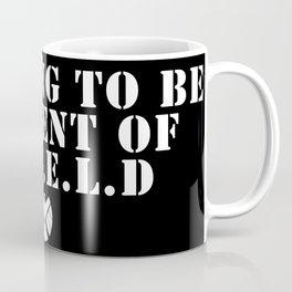 Agent of S.H.I.E.L.D V2 Coffee Mug