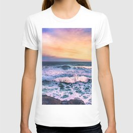 Sunset of the Bay of Biscay T-shirt