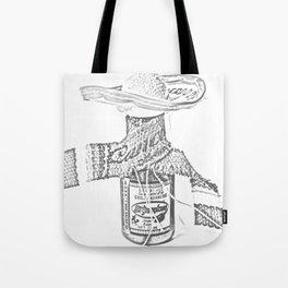 Hot Sauce - Chile Habanero Tote Bag