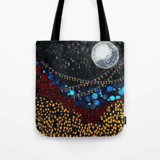 :: Veranda Moon :: Tote Bag