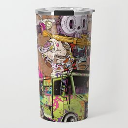 Pusher Carcophagus Travel Mug