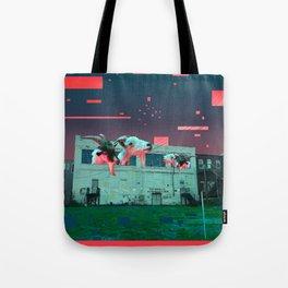 Git Yer Goat (pink) Tote Bag
