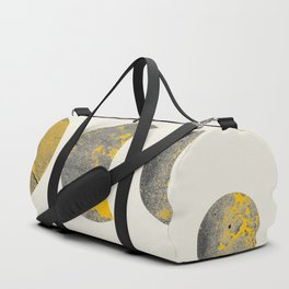 Abstraction_Lunar_Eclipse_Minimalism_001 Duffle Bag