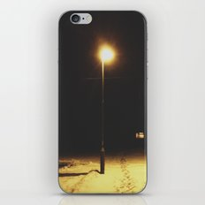 Into the dark side iPhone & iPod Skin