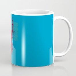 Stitches: Red stag Coffee Mug