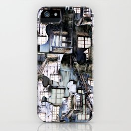Oliver Twist House iPhone Case