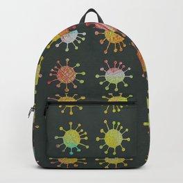 DP038-1 grungy critter Backpack