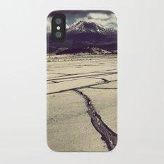 mt. shasta iPhone X Slim Case