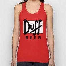 Duff Beer! Unisex Tank Top