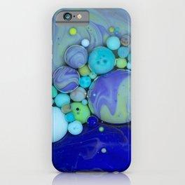 Bubbles Art Layla iPhone Case