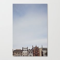 A Beautiful Day in Scotland Canvas Print