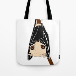 Betty the Bat Tote Bag