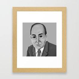 C S Lewis Framed Art Print