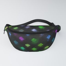 Awash in the Dark Fanny Pack